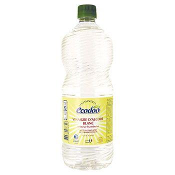 Vinaigre d'alcool senteur framboise 1L Ecodoo