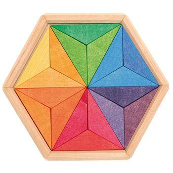 Puzzle Star Grimm's
