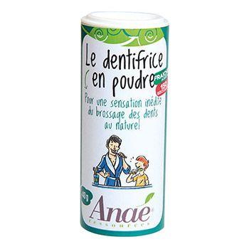 Dentifrice en poudre Bio Anaé