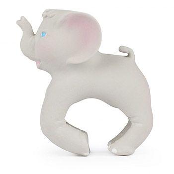 Bracelet anneau de dentition Oli & Carol - Elephant