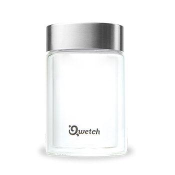 Mug Expresso en verre Qwetch