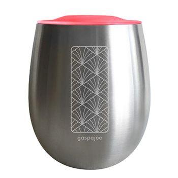 Gobelet en Inox Isotherme Gaspajoe - Gravé Art déco