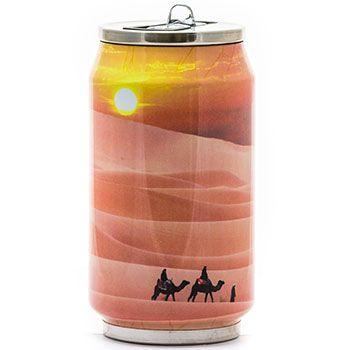 Canette isotherme Inox 280 ml Yoko Design - Desert