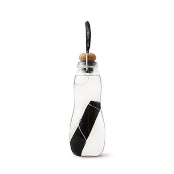 Bouteille filtrante en verre 650ml Black + Blum - Black