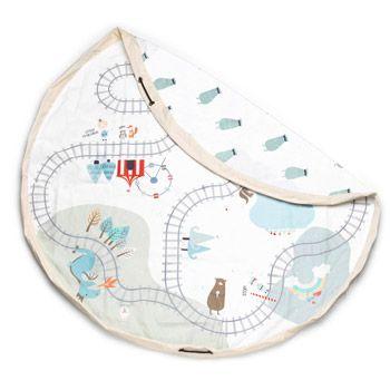 Sac de rangement Play & Go Trainmap/Bears Toy