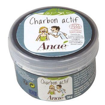 Charbon actif 30g Anaé