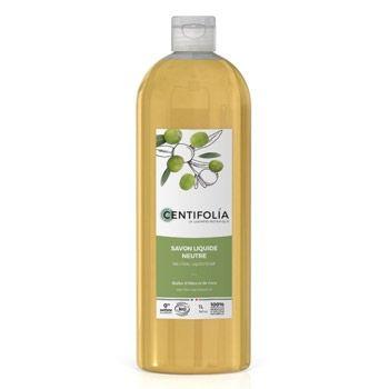 Savon liquide neutre Centifolia