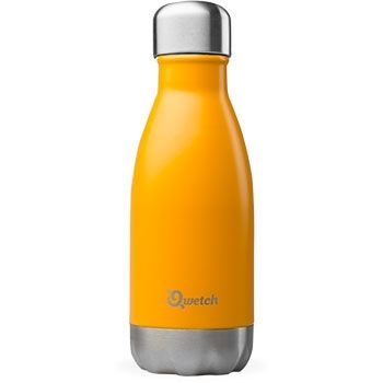 Bouteille isotherme Qwetch - Orange