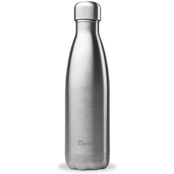 Bouteille isotherme Qwetch - Inox