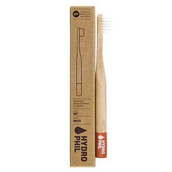 Brosse à dents en bambou Hydrophil Enfant