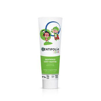 Dentifrice pour enfants menthe Centifolia