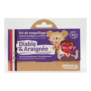 Kit 3 couleurs Diable & Araignée Namaki