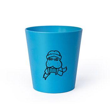 Gobelet pour brosses à dents  pour enfants Hydrophil - Bleu