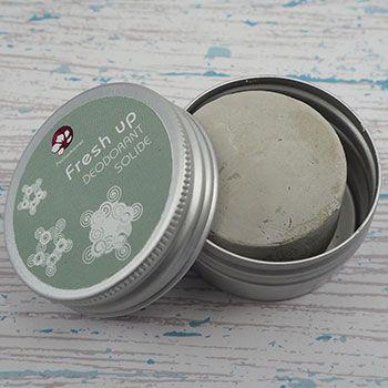 Déodorant Fresh Up en boite metal Pachamamaï