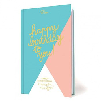Happy birthday to you ! Minus éditions