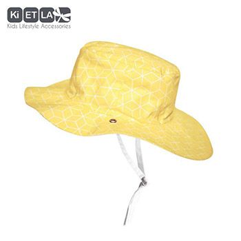 Chapeau Anti-UV réversible Cubik Sun KI ET LA