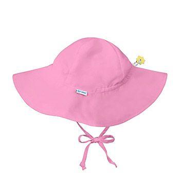 Chapeau de soleil IPlay - Rose clair