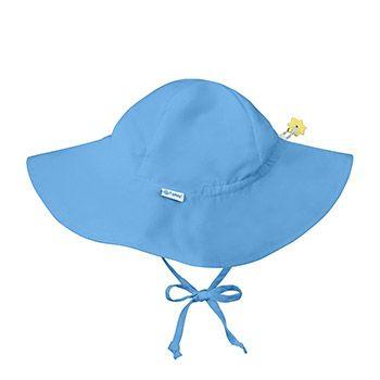 Chapeau de soleil IPlay - Bleu ciel