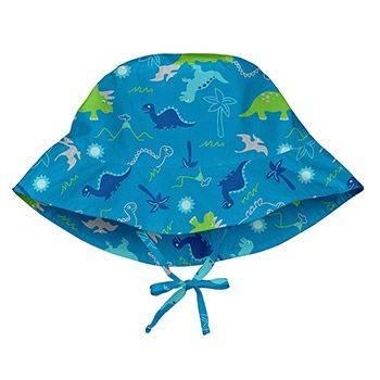 Chapeau de soleil IPlay - Aqua Dino