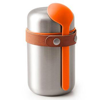Pot isotherme Food flask Black + Blum - Orange