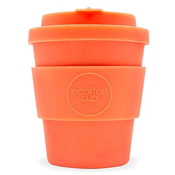 Mug à emporter Ecoffee Cup - Orange