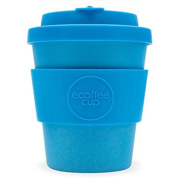 Mug à emporter Ecoffee Cup - Turquoise