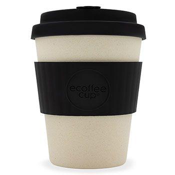 Mug à emporter Ecoffee Cup - Black nature