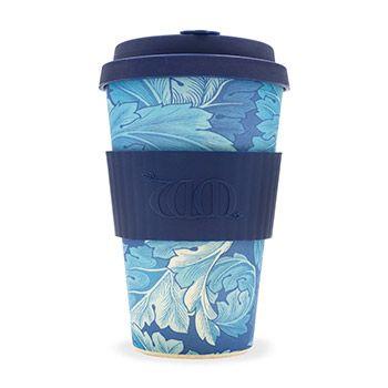 Mug à emporter Ecoffee Cup 400ml William Morris - Acanthus
