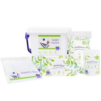 Pack d'entretien couches lavables Bambino Mio