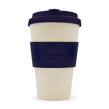 Mug à emporter Ecoffee Cup 400ml Blue nature