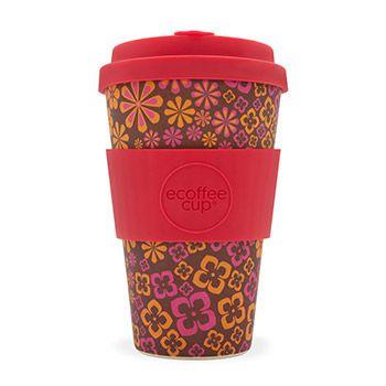Mug à emporter Ecoffee Cup 400ml Yeah Baby