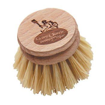 Recharge brosse vaisselle en fibres naturelles La Droguerie Ecologique