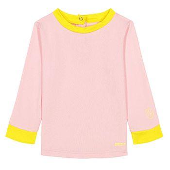 T-shirt anti-UV KI ET LA - Pop Rose
