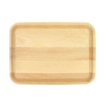 Grande planche de cuisine en bois Ah table