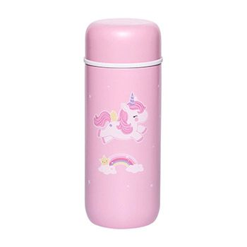 Bouteille isotherme en Inox A little Lovely company - Licorne