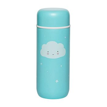 Bouteille isotherme en Inox A little Lovely company - Nuage