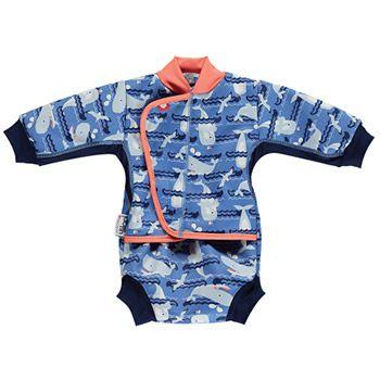 Combinaison de bain spéciale newborn Close
