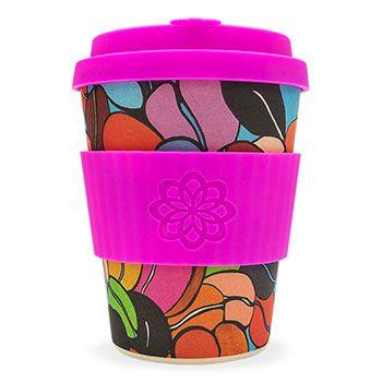 Mug à emporter Ecoffee Cup 340ml Couleurs café