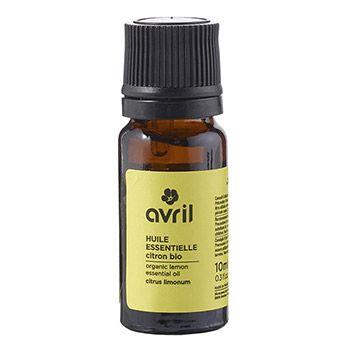 Huile essentielle Avril - Citron bio 10ml
