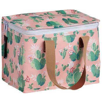 Lunch bag Kollab - Cactus