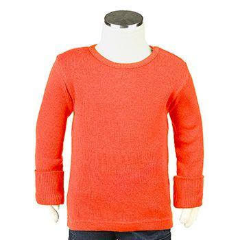 T-Shirt évolutif en laine Manymonths Precious Coral