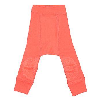 Leggings en laine avec protège-genoux Manymonths Precious Coral