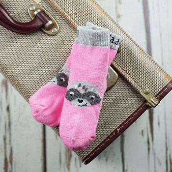 Chaussettes bébé Blade & Rose Raccoon