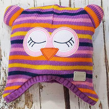 Bonnet Betty Owl Blade & Rose