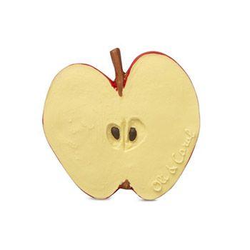 Pepita la pomme en latex d'hévéa Oli & Carol