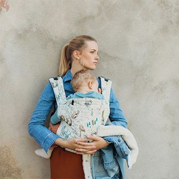 Porte-bébé physiologique Boba 4GS - Snooze