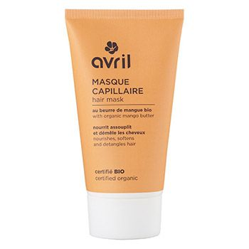 Masque capillaire certifié bio 150ml Avril
