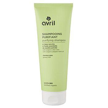 Shampoing purifiant certifié bio Avril