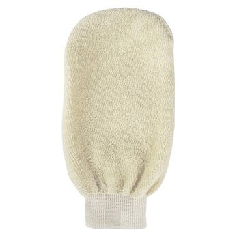 Gant nettoyant en coton bio Avril