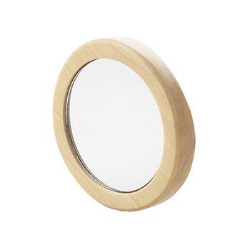 Miroir en bois Avril